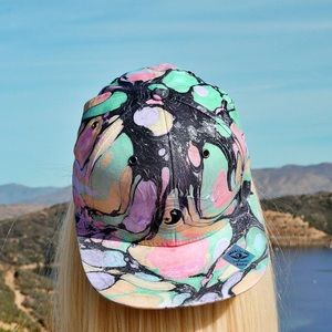 The Mulberry OOAK Art Premium Unisex Snapback Hat